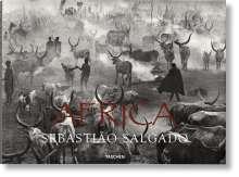 Mia Couto: Sebastiao Salgado - Africa, Buch