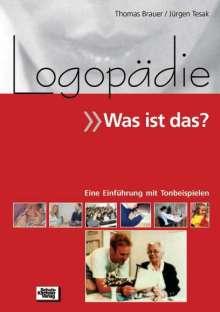 Thomas Brauer: Logopädie - Was ist das?, Buch