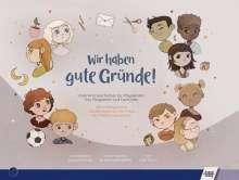 Oliver Hardenberg: Wir haben gute Gründe!, Buch