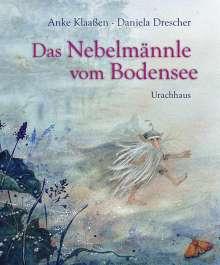 Anke Klaaßen: Das Nebelmännle vom Bodensee, Buch