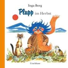 Inga Borg: Plupp im Herbst, Buch