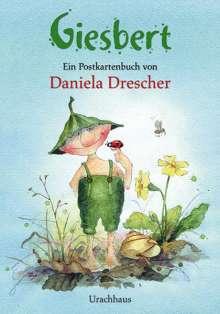 Giesbert - Ein Postkartenbuch, Buch