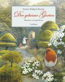 Frances H. Burnett: Der geheime Garten, Buch