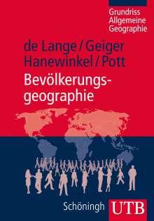 Norbert de Lange: Bevölkerungsgeographie, Buch