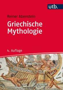 Reiner Abenstein: Griechische Mythologie, Buch