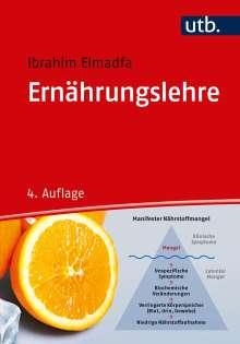 Ibrahim Elmadfa: Ernährungslehre, Buch