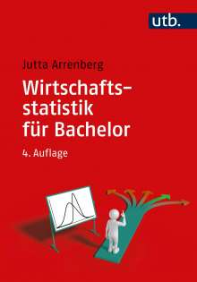 Jutta Arrenberg: Wirtschaftsstatistik für Bachelor, Buch
