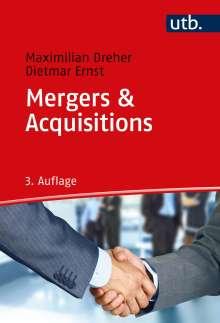 Maximilian Dreher: Mergers & Acquisitions, Buch