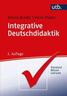 Ursula Bredel: Integrative Deutschdidaktik, Buch