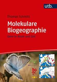 Thomas Schmitt: Molekulare Biogeographie, Buch