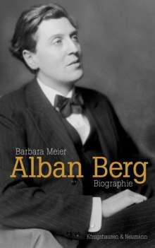 Barbara Meier: Alban Berg, Buch