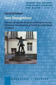 Daniel Schreiner: Vom Dazugehören, Buch