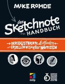 Mike Rohde: Das Sketchnote Handbuch, Buch