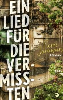 Pierre Jarawan: Ein Lied für die Vermissten, Buch