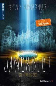 Sylvia Vandermeer: Janusblut, Buch