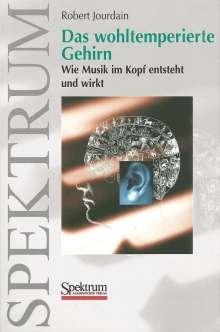 Robert Jourdain: Das wohltemperierte Gehirn, Buch