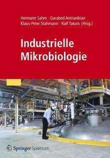 Industrielle Mikrobiologie, Buch