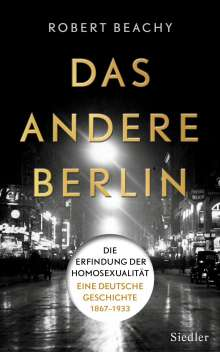 Robert Beachy: Das andere Berlin, Buch