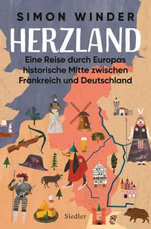 Simon Winder: Herzland, Buch
