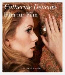 Catherine Deneuve: Film für Film, Buch