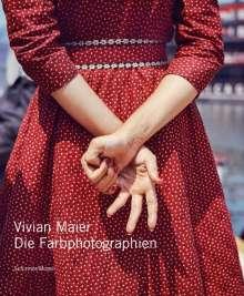 Vivian Maier: Die Farbphotographien, Buch