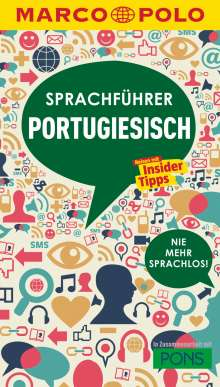 MARCO POLO Sprachführer Portugiesisch, Buch