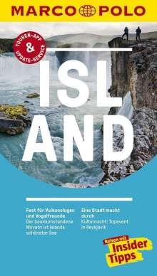 Sabine Barth: MARCO POLO Reiseführer Island, Buch