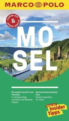 Angelika Koch: MARCO POLO Reiseführer Mosel, Buch