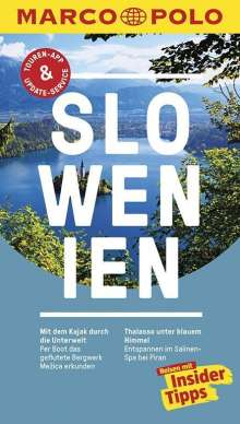 Friedrich Köthe: MARCO POLO Reiseführer Slowenien, Buch