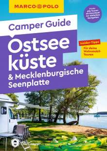 Thomas Zwicker: MARCO POLO Camper Guide Ostseeküste & Mecklenburgische Seenplatte, Buch
