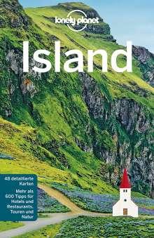 Alexis Averbuck: Lonely Planet Reiseführer Island, Buch