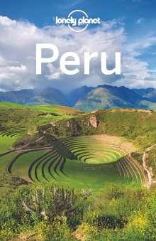 Brendan Sainsbury: Lonely Planet Reiseführer Peru, Buch