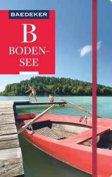 Margit Kohl: Baedeker Reiseführer Bodensee, Buch