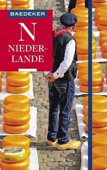 Birgit Borowski: Baedeker Reiseführer Niederlande, Buch