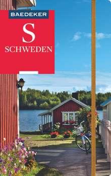 Christian Nowak: Baedeker Reiseführer Schweden, Buch