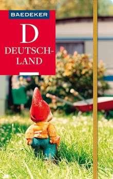 Baedeker Reiseführer Deutschland, Buch