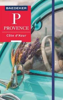 Bernhard Abend: Baedeker Reiseführer Provence, Côte d'Azur, Buch