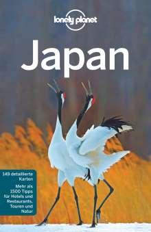 Rebecca Milner: Lonely Planet Reiseführer Japan, Buch