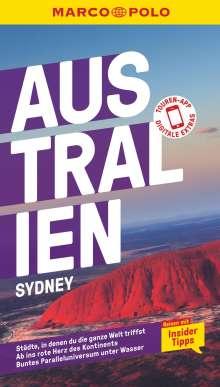 Corinna Melville: MARCO POLO Reiseführer Australien, Sydney, Buch