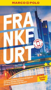 Tara Stein: MARCO POLO Reiseführer Frankfurt, Buch