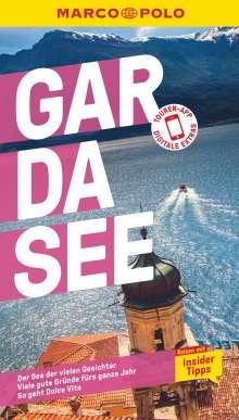 Barbara Schaefer: MARCO POLO Reiseführer Gardasee, Buch