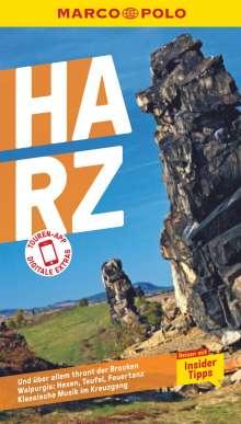 Ralf Kirmse: MARCO POLO Reiseführer Harz, Buch