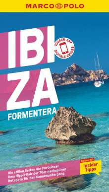 Andreas Drouve: MARCO POLO Reiseführer Ibiza/Formentera, Buch