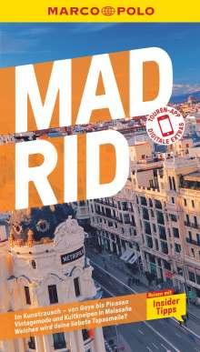 Martin Dahms: MARCO POLO Reiseführer Madrid, Buch