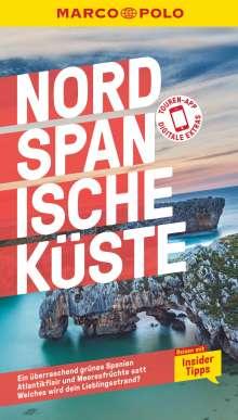 Susanne Jaspers: MARCO POLO Reiseführer Nordspanische Küste, Buch