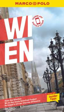 Walter M. Weiss: MARCO POLO Reiseführer Wien, Buch