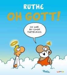 Ralph Ruthe: Oh Gott!, Buch