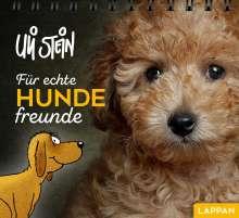 Uli Stein: Für echte Hundefreunde, Buch