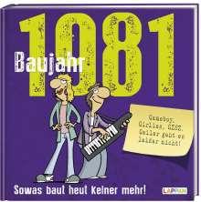 Michael Kernbach: Baujahr 1981, Buch