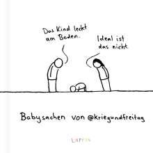 @Kriegundfreitag: Babysachen von @kriegundfreitag, Buch